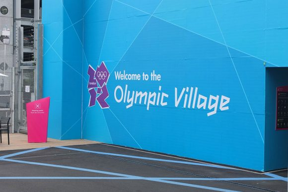London 2012 Olympic Villages