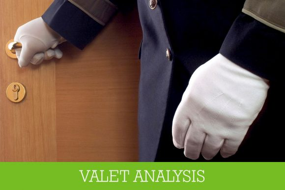 Valet Analysis